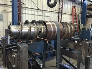 Centrifuge Scroll Balancing