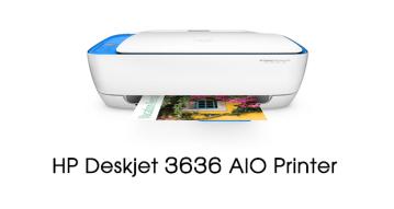 HP Deskjet 3636 Printer