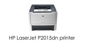 Hp p2015dn driver hp laserjet series printer drivers download.