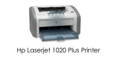 HP 1020 Printer Plus