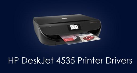 HP DeskJet 4535 Printer