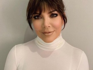 Kardashian matriach ,Kris Jenner appears to be aging in reverse .
