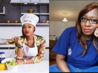 Kemi Olunloyo Makes Allegation Against Davido's Girlfriend, Chioma