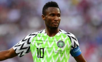 Super Eagles Mikel Obi Is On His Way To Join This English Club