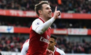 Arsenal Star Ramsey Signs New Contract At Juventus