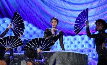Cardi B's Now Getting Criticized For Lip-Syncing At The Grammys