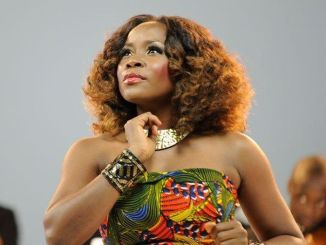 Omawumi Reveals The Special Ritual She Performs Every Time Before Going On Stage
