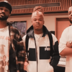 Nasty C ft Big Sean – Sometimes (The Making)