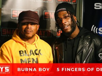 Burna Boy – Sway In the Morning (Freestyle)