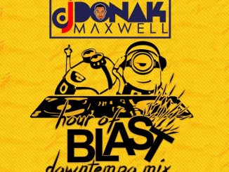 DJ Donak – Hour Of Blast (DownTempo Mix)