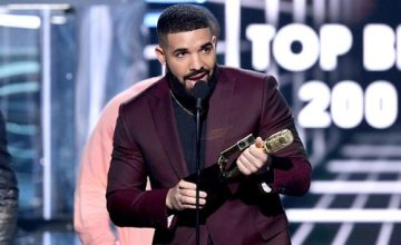 Drake Bags 12 Awards At BMA 2019