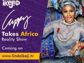 LITV Set to Begin a New Reality TV Show 'Cuppy Takes Africa'