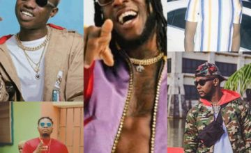 Burna Boy, Kizz Daniel, Olamide, Naira Marley, Zlatan – Who Had The Best First-Half Of 2019