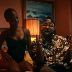 "Davido's Music Video ""Blow My Mind"" Hit 1 Million Views on YouTube In Less than 12 Hours"