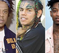 Lawyer Jay-Z Hired for 21 Savage Joins 6ix9ine's Defense Team