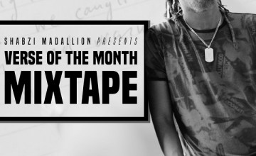 ShabZi Madallion – Verse Of the Month