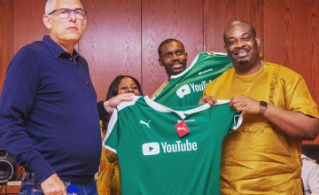 YouTube team visits Nigerian music industry