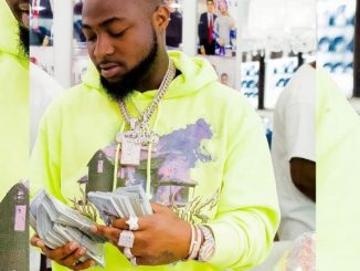 """Davido has congratulated every Nigerian & African artiste that has appeared on Beyonce's newly released album, """"Lion King, The Gift Album."""""""