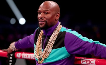 Floyd Mayweather Trolls 50 Cent Over Other Rappers' More Successful Businesses