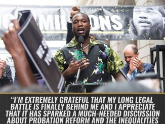 Meek Free Meek Mill's Criminal Case Is Officially Closed, No Probation