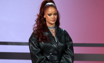 Rihanna Calls Out Trump, Says Mass Shootings Are 'Terrorist Attacks'