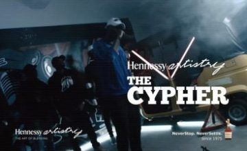 Vector ft Ycee & Ice Prince – Hennessy Artistry The Cypher (2019)