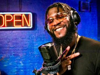"Big K.R.I.T. Performs ""K.R.I.T. HERE"" for Genius' Open Mic Series"