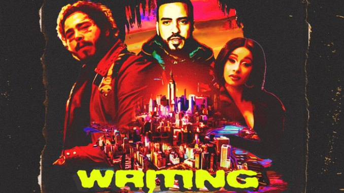"""French Montana Taps Cardi B, Post Malone for """"Writing On The Wall"""" Single"""