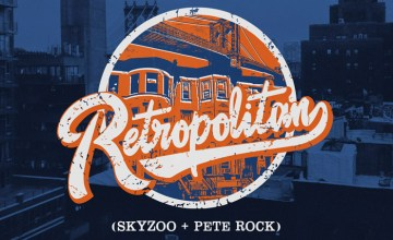 Skyzoo & Pete Rock Team Up for 'Retropolitan' Album