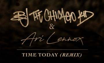 """BJ The Chicago Kid Updates """"Time Today"""" With Ari Lennox"""