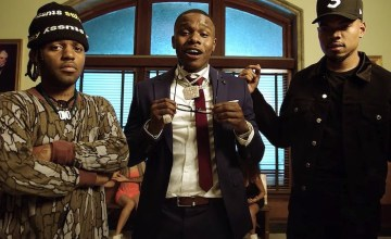 "Chance The Rapper, MadeinTYO & DaBaby Wreak Havoc in ""Hot Shower"" Video"