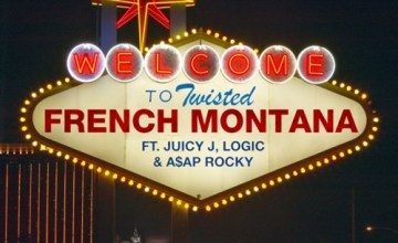 "French Montana – ""Twisted"" f. Juicy J, Logic & A$AP Rocky"