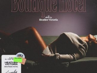 Heather Victoria Delivers New Album, 'Boutique Hotel'