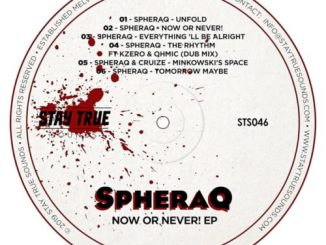 SpheraQ – Now Or Never! EP