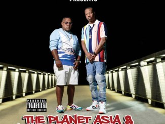 DJ Enyoutee Presents The Planet Asia & Milano Constantine EP