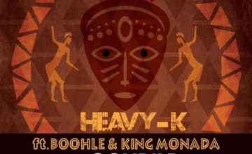 HEAVY K – Qondile ft. Boohle & King Monada