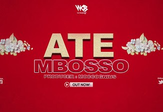 """Mbosso – """"Ate"""""""