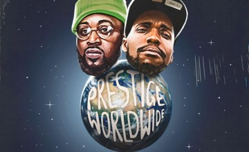 "Smoke DZA & Curren$y Announce 'Prestige Worldwide' EP + Share ""3 Minute Manual"""