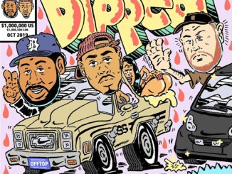 "The Cool Kids – ""Dipped"" (prod. Kenny Beats)"