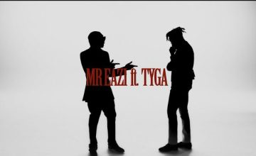 VIDEO Mr Eazi – Tony Montana ft. Tyga