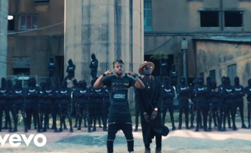 VIDEO Oladips – Half Human Half Rap ft. Akeem Adisa