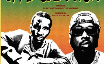 """Pro Era's CJ Fly & Conway Link Up on Statik Selektah-laced """"City We From"""