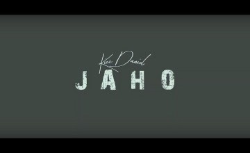 VIDEO Kizz Daniel – Jaho (Visualizer)