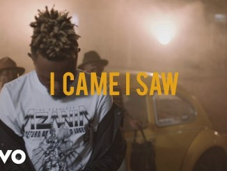 VIDEO Kwesta – I Came I Saw ft. Rick Ross