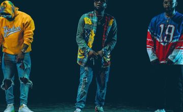 VIDEO: Skales – Oliver Twist (Remix) ft. Falz, Harmonize