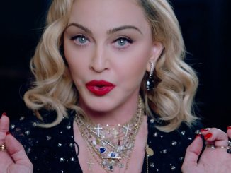 Madonna Leaks Topless Pic After New Plastic Surgery