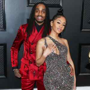 Quavo Buys Saweetie Two $50K Purses For B'day