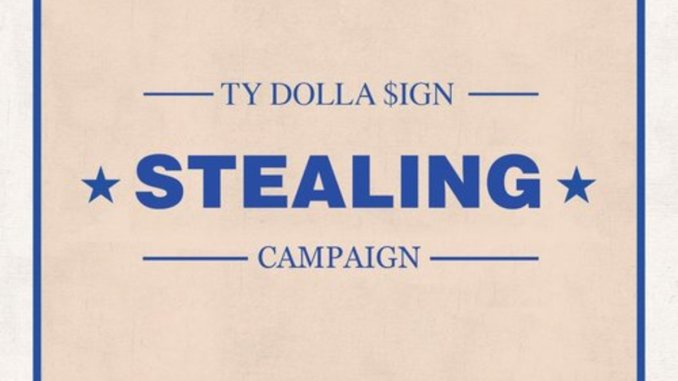 Ty Dolla $ign – No Justice (SOLO)