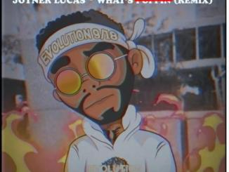 oyner Lucas – What's Poppin Remix (What's Gucci)