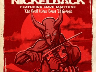 Nickelback - The Devil Went Down to Georgia feat. Dave Martone